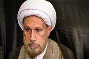 عیادت امام جمعه شیراز از مصدومان سیل