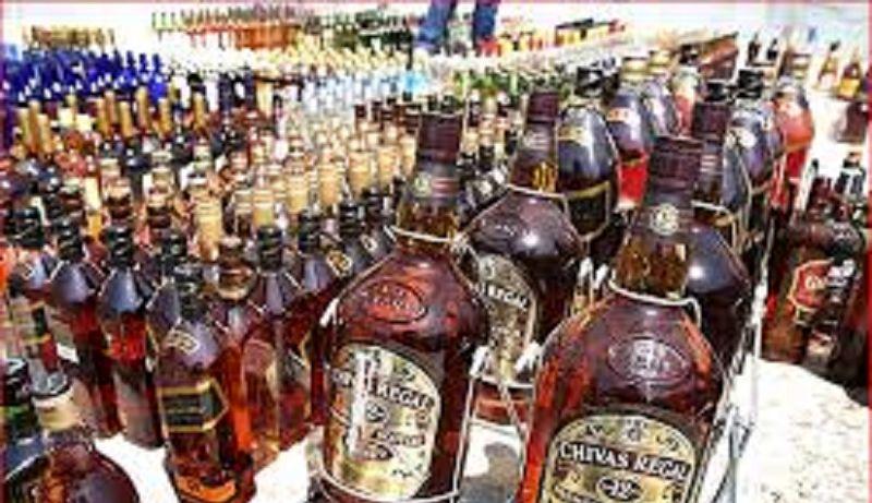 کشف 2600 لیتر مشروبات الکلی در درچه