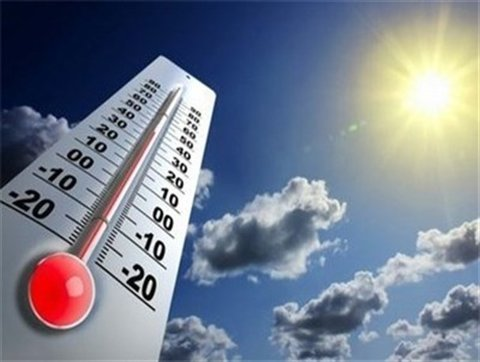 کاهش 2 درجه ای دمای هوا در اصفهان