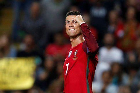 رونالدو  پنجمین گلزن برتر ملی جهان شد