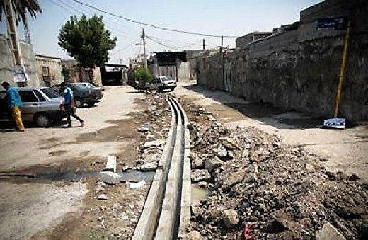 آغاز عملیات ساخت بلوار ۲۴ متری محله چاهستانیها