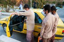 اقدامات بسیجیان در راستای مبارزه با ویروس کرونا در شرق اصفهان