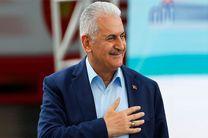 نخست وزیر ترکیه: بشار اسد می تواند یکی از شرکا در مرحله انتقالی باشد