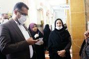 موافقت با مرخصی پایان حبس ۱۹ نفر از مددجویان  زندان بندرعباس