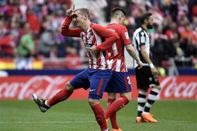 نتیجه بازی اتلتیکو مادرید و مارسی 3 بر صفر