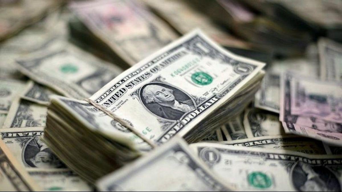 ثبت دومین افت متوالی دلار در بازارهای جهانی
