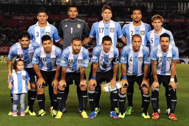 دیدار دوستانه تیم ملی آرژانتین با ایتالیا و عربستان سعودی قطعی شد