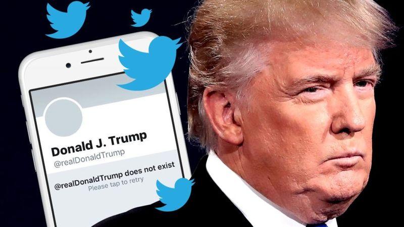 ترامپ باز هم قوانین توییتر را نقض کرد