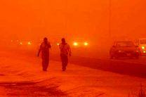 تکرار گرد و خاک برای آسمان خوزستان