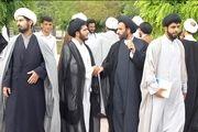 گردهمایی طلایه داران تبلیغ در ماه مبارک رمضان در خمینی شهر