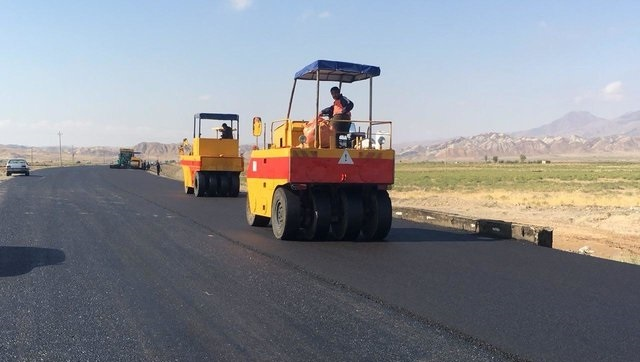 کاهش حوادث و سوانح جاده ای در محور ارتباطی فین