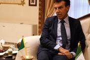 استقبال بخش خصوصی از توسعه روابط ایران و ایتالیا