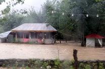 تخریب 3 دهنه پل در سیلاب شفت/ خسارت 17.5 میلیارد تومان  به زیرساخت های شهرستان شفت
