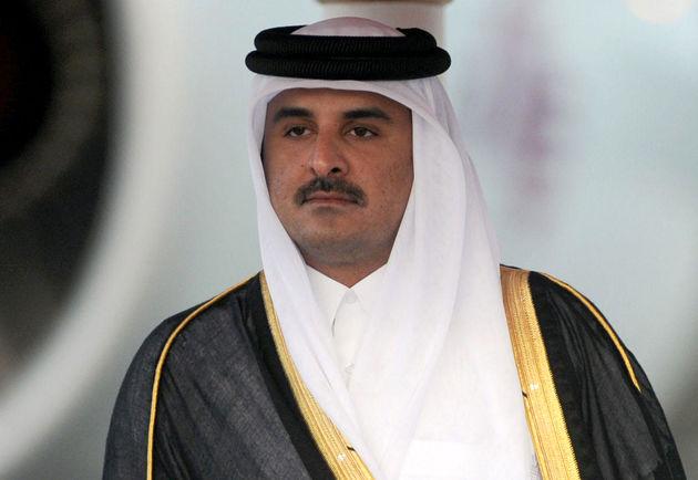 امیر قطر برای مذاکره با تحریم کنندگان اعلام آمادگی کرد