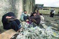 جمع آوری معتادان متجاهر در میناب
