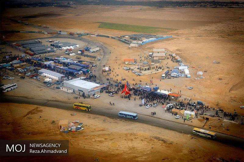 برخورد با متخلفان نرخ کرایه در مرز مهران