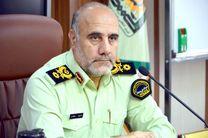 تسلیت فرمانده انتظامی پایتخت در پی حادثه واژگونی اتوبوس