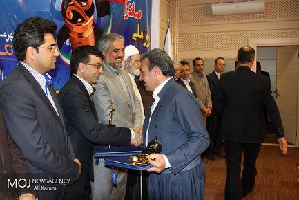 مراسم روز ملی صادرات و تجلیل ازصادر کنندگان نمونه استان کردستان
