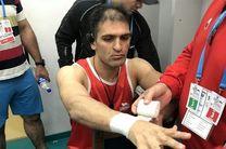 حذف کاپیتان تیم ملی بوکس با شکست مقابل نماینده سوریه