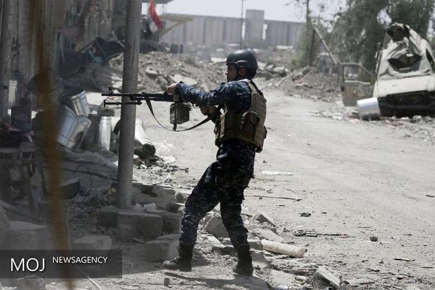 داعش آخرین نفس ها را در موصل می کشد
