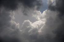 افزایش ابر در نقاط دریایی و شرق هرمزگان