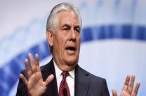 تیلرسون به دنبال متقاعد کردن چین برای اعمال فشار بر کره شمالی