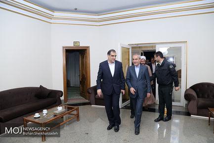 سفر وزیر بهداشت به تبریز