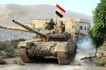 آزادی کامل «جزیره الخالدیه» در شرق الرمادی از سیطره داعش
