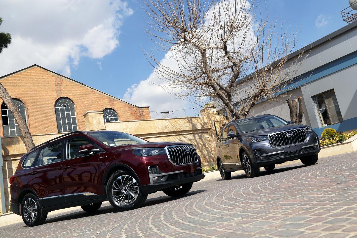 شرکت خودروسازی سیف خودرو به طور رسمی محصول جدید خود SWM G05  را معرفی نمود