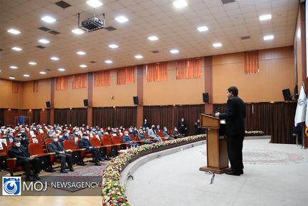 تکریم و معارفه رییس سازمان برنامه و بودجه کشور