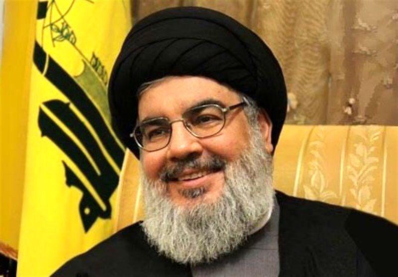 قدردانی سیدحسن نصرالله از حمایت های ایران