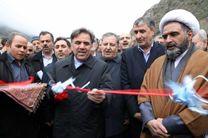 راه آهن پردیس تا لاریجان در حال اجرا می باشد/8 کیلومتر از پروژه چهار خطه هراز به بهره برداری رسید