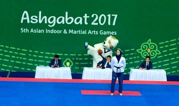 سلحشوری تنها مدال طلای پومسه ایران را کسب کرد