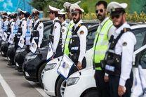 آماده باش گشت های پلیس راه اصفهان در ایام پایانی سال