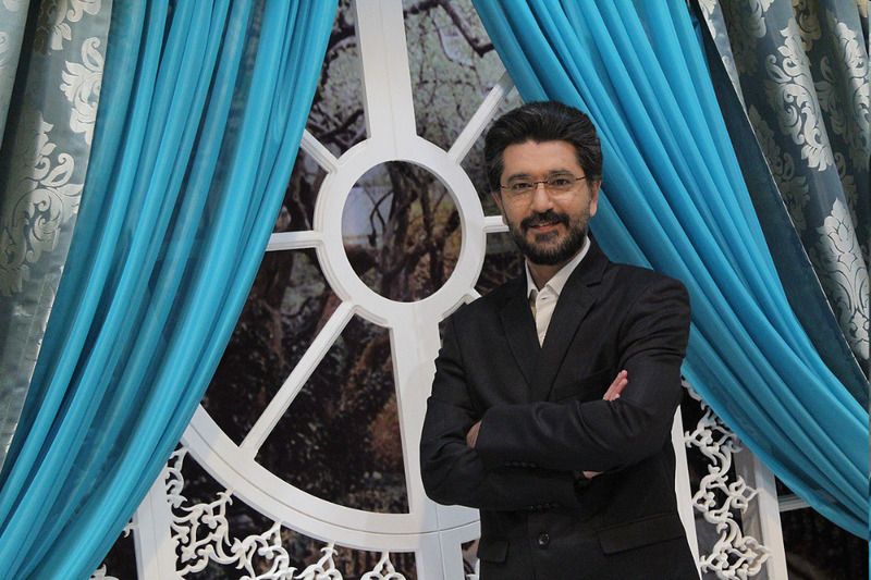 امیرحسین مدرس مجری همیشه بهار / شبکه 4 تحویل سال خود را با اقوام ایرانی برگزار می کند