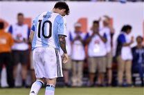 وضعیت خاص مسی پیش از انتخابی جام جهانی