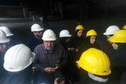 صادرات شمش فولاد از گیلان به شرق آسیا