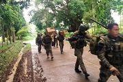 11 سرباز فیلیپینی در نبرد با نیروهای داعش کشته شدند