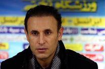 انتقاد گل محمدی از نقل وانتقالات نیم فصل تراکتورسازی