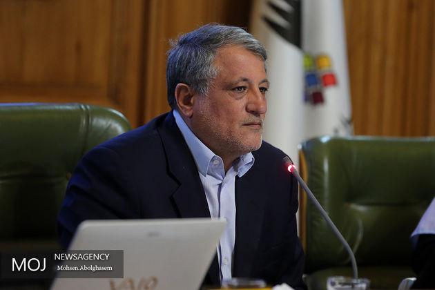 محسن هاشمی مجددا به عنوان رئیس شورای شهر تهران انتخاب شد