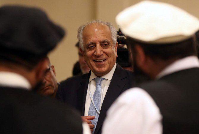 نماینده ویژه آمریکا در موضوع افغانستان وارد پکن شد