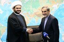 ولایتی کمک تهران به بغداد با نظر مثبت رهبری بود