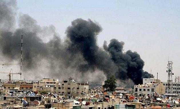 حمله تروریستی به دمشق دو زخمی برجای گذاشت