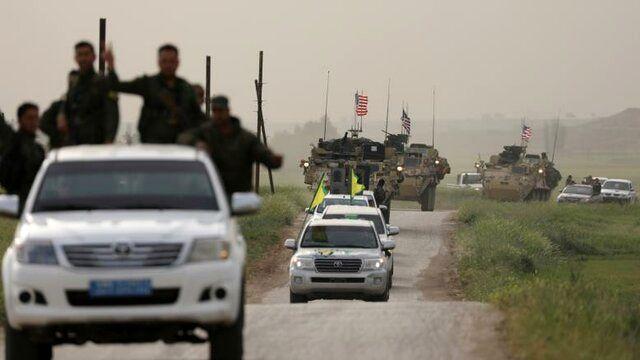 تخلیه نیروهای آمریکایی از حسکه سوریه