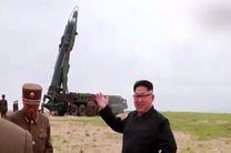 آزمایش موشکی ناموفق کرهشمالی
