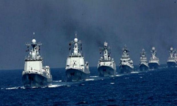 ناوگروه ۴۷ نیروی دریایی ارتش در عمان پهلو گرفت