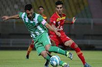 شروع نیم فصل دوم لیگ برتر با پیروزی ماشین سازی