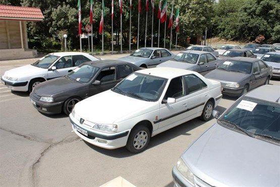 کشف 28 دستگاه خودروی مسروقه در اصفهان