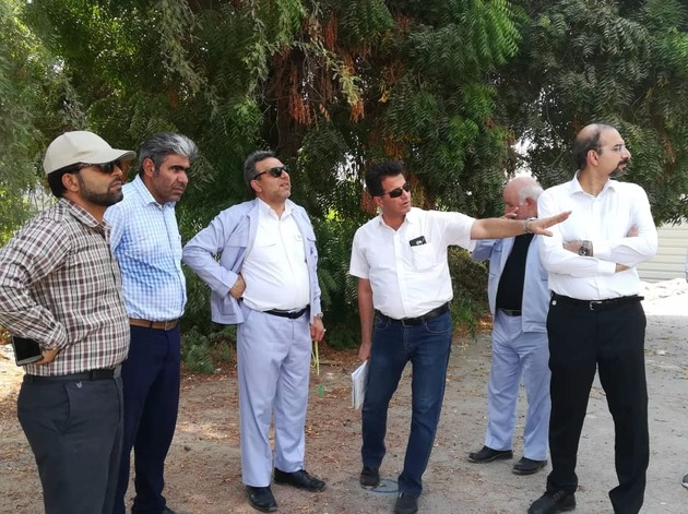 اتمام پروژهی بیمارستان ستاره خلیج فارس ظرف 20 ماه آینده