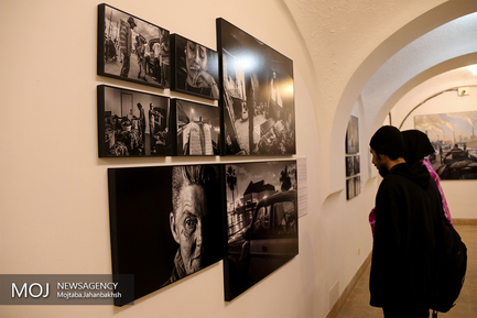 نمایشگاه منتخب عکس های ورلدپرس فوتو در اصفهان